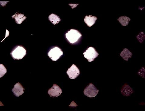 Hundreds Of Lights - photography by Jimmy Peggie