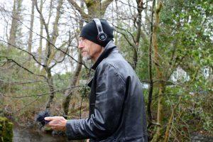 Jimmy Peggie Field Recording Scotland