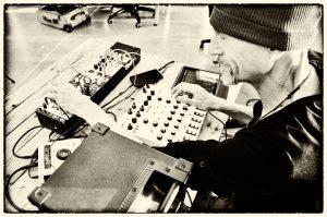 Jimmy peggie is a sound artist from Phoenix, Arizona