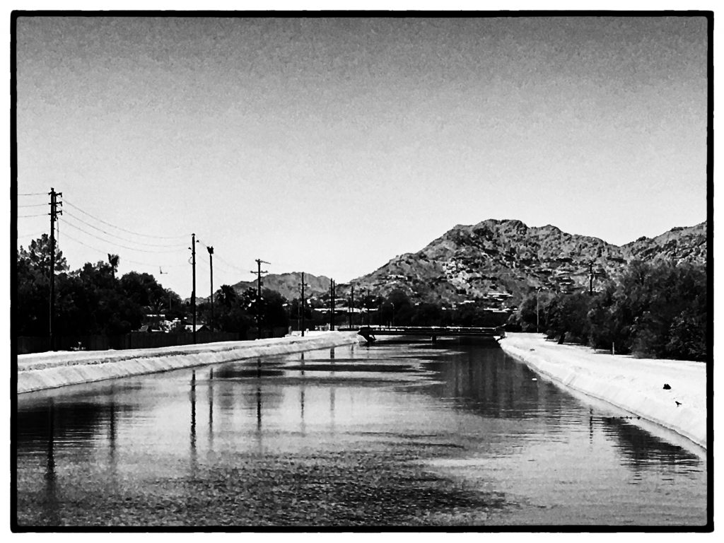 Scottsdale Canal by Jimmy Peggie 2018