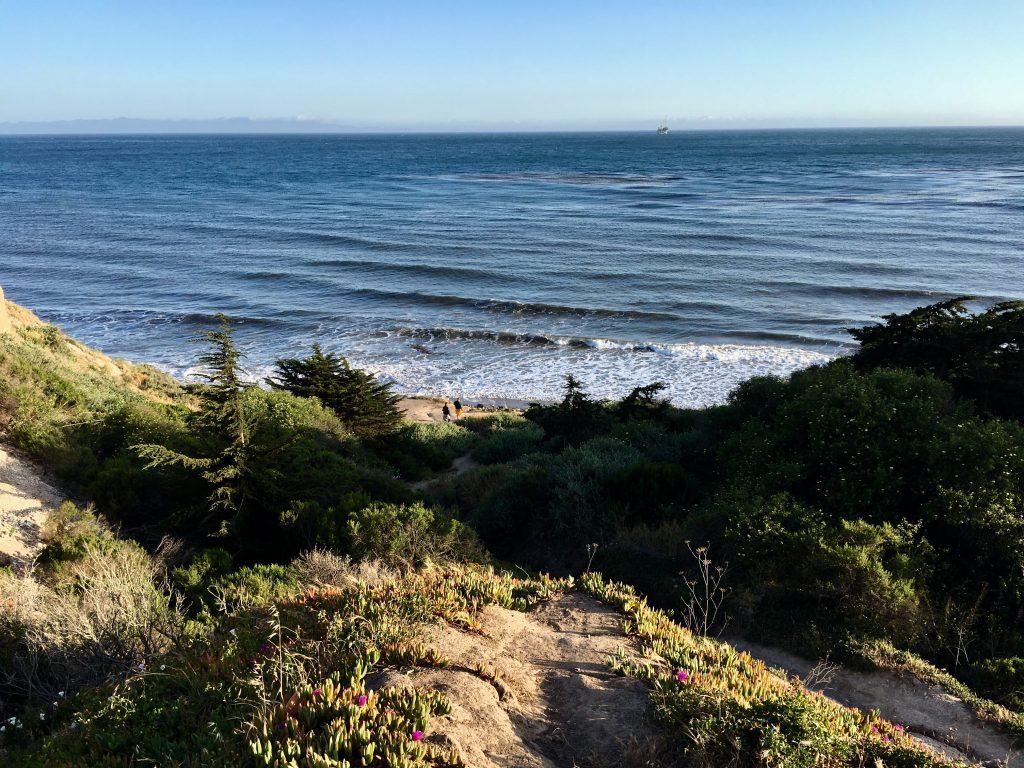 Pacific Ocean Santa Barbara, California 2018