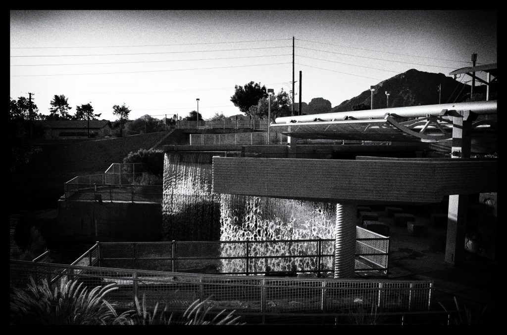 Canal Phoenix - photographer Jimmy Peggie