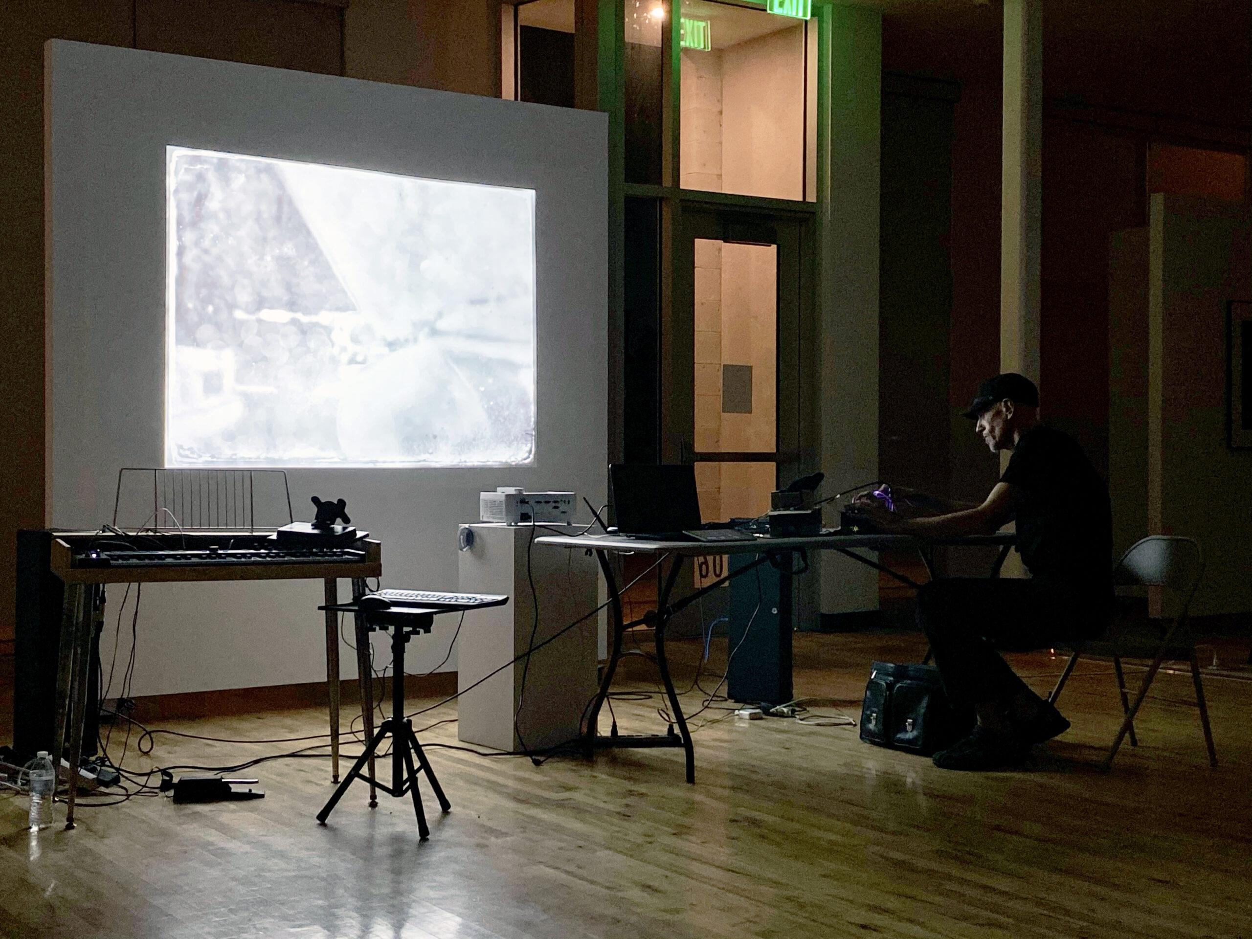 Jimmy Peggie Mesa Artspace Gallery 2021