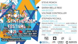 Phoenix Synth Festival 2021