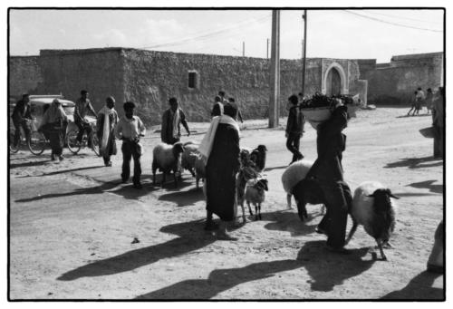 Market Tunisia 1982