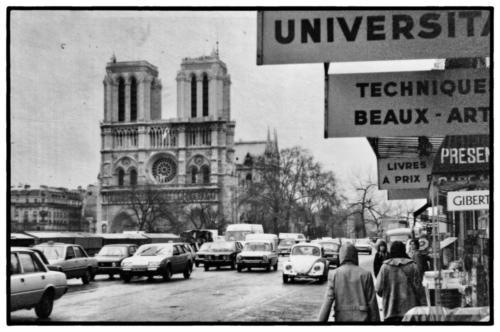 Paris France 1978