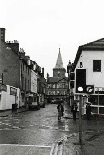 Perth St Johns Kirk 1980