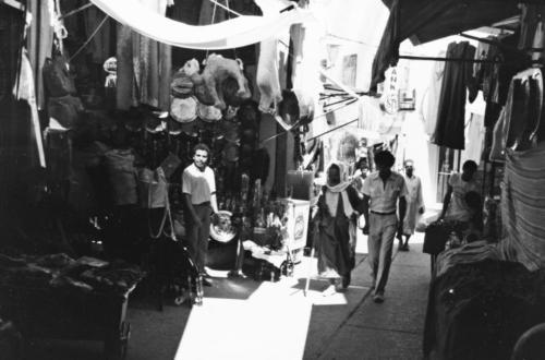 Souk Tunisia 1982