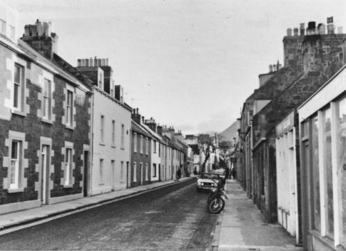 Village Scotland 1982